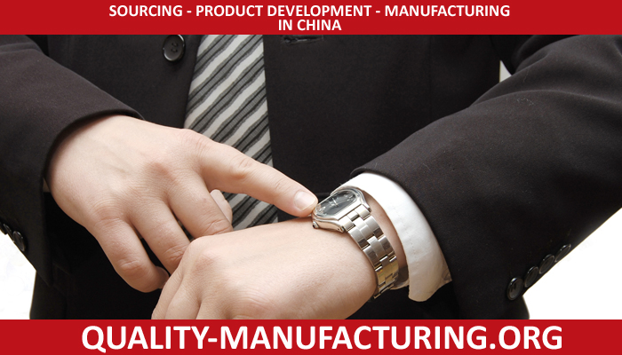 China Manufacturing Support Services