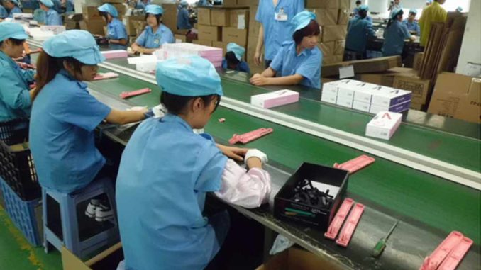 China Manufacturing Mass Production Assembly Services