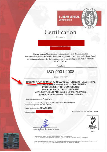 china-supplier-evaluation-iso9001
